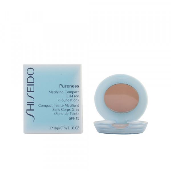 Shiseido - Compact Teinté Matifiant : 11 g