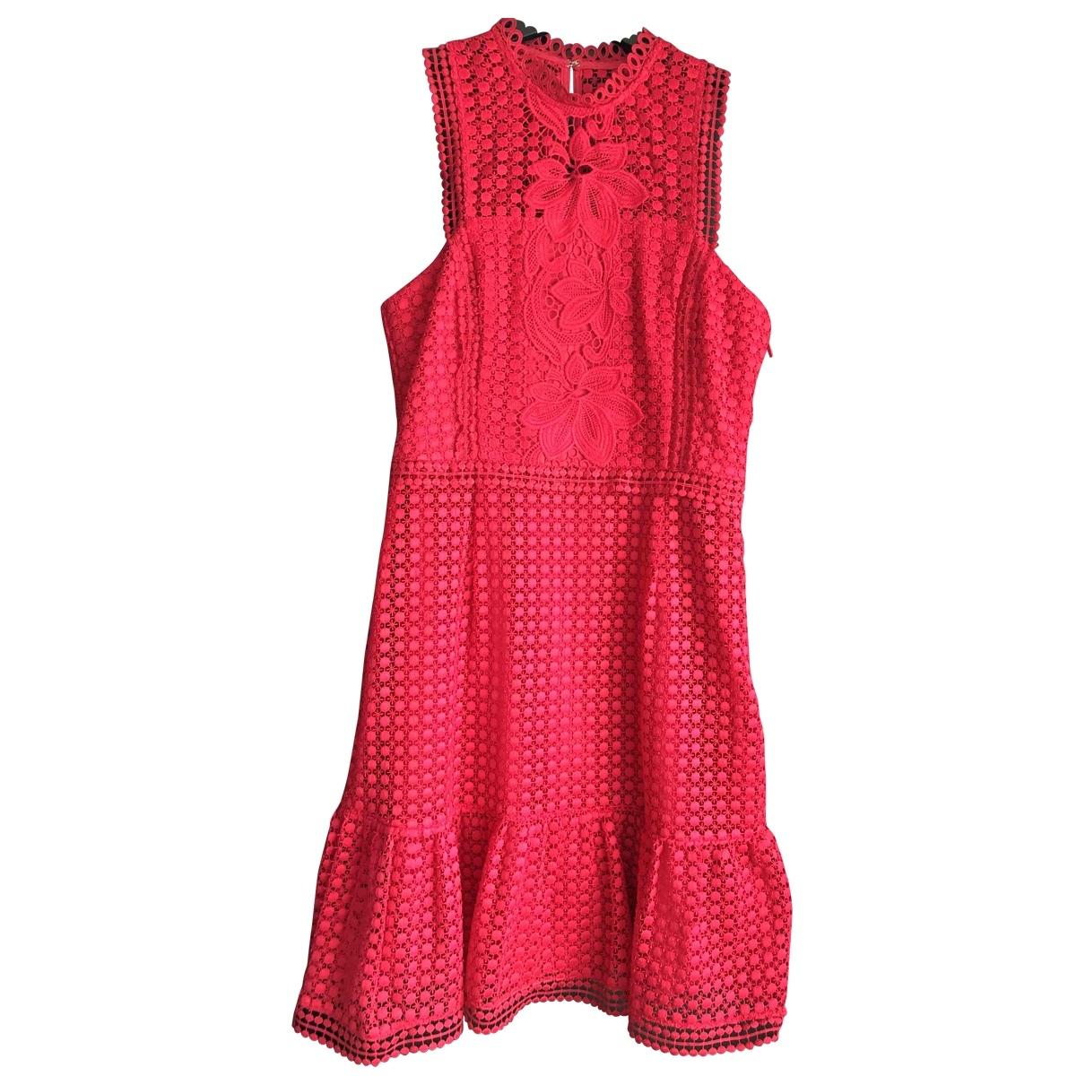 Whistles \N Red dress for Women 10 UK