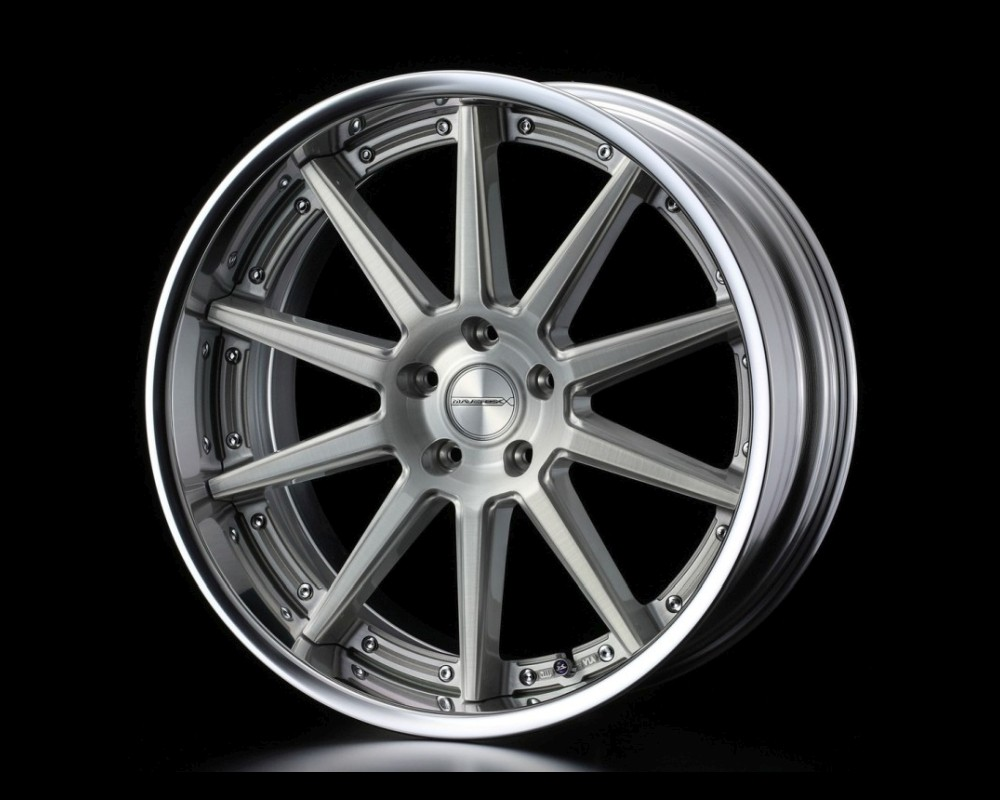 Weds 1010S L-Disk Wheel Maverick 20x9 5x120 12-54mm Reverse Rim