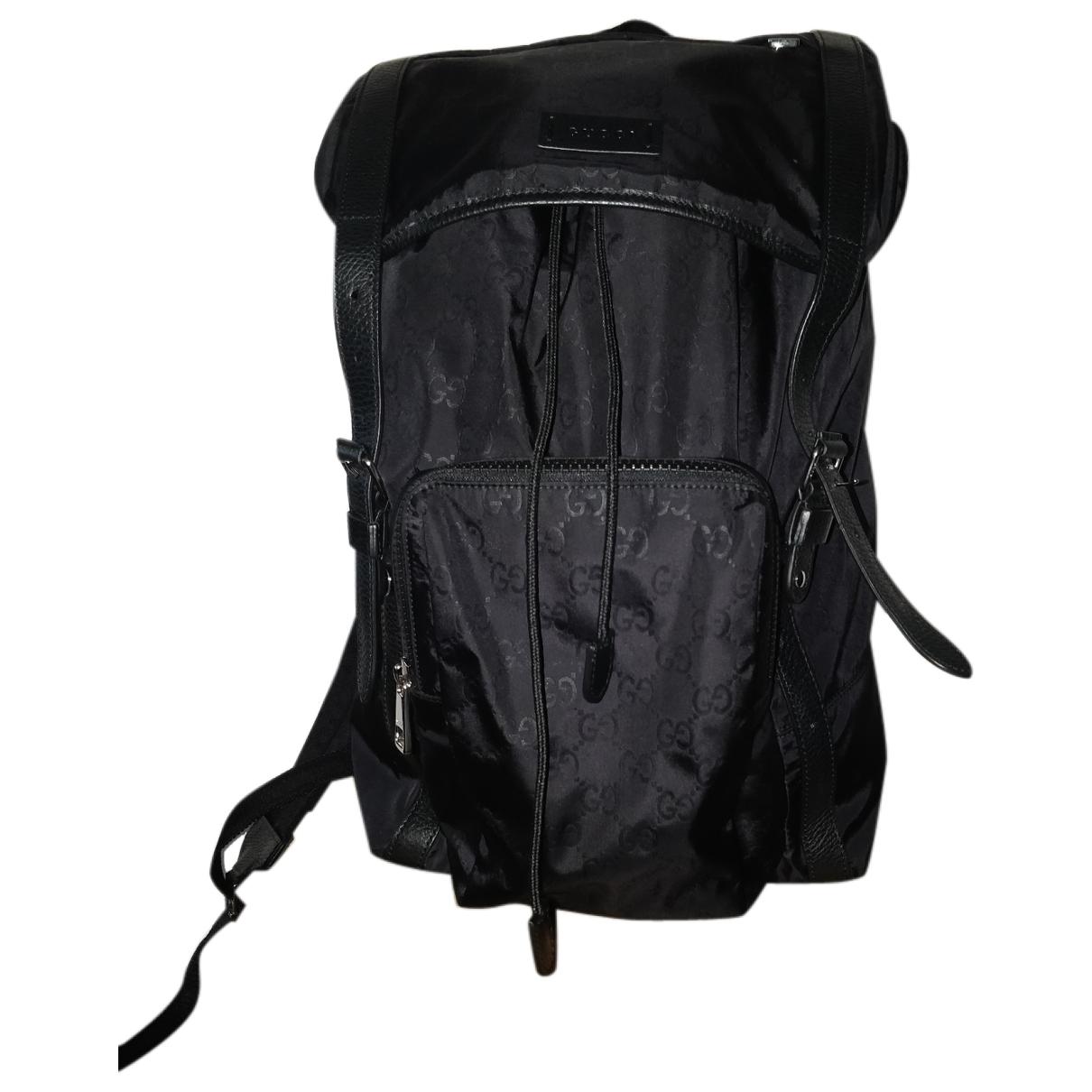 Gucci \N Black bag for Men \N