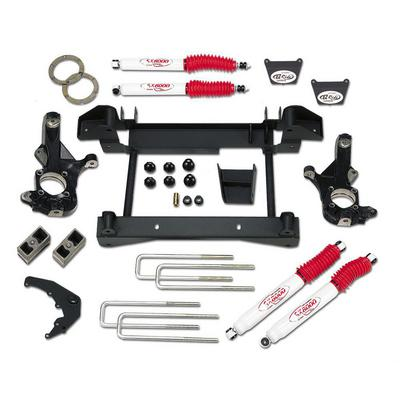 Tuff Country 4 Inch Lift Kit w/ Shocks - 14985KN