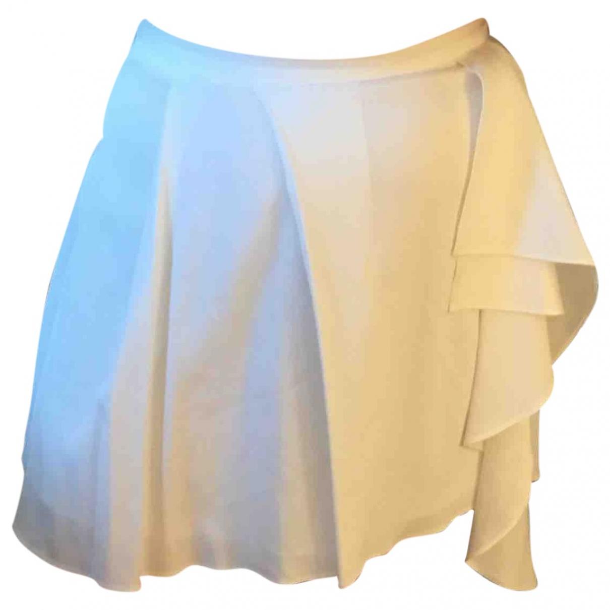 Reiss \N White skirt for Women 10 UK