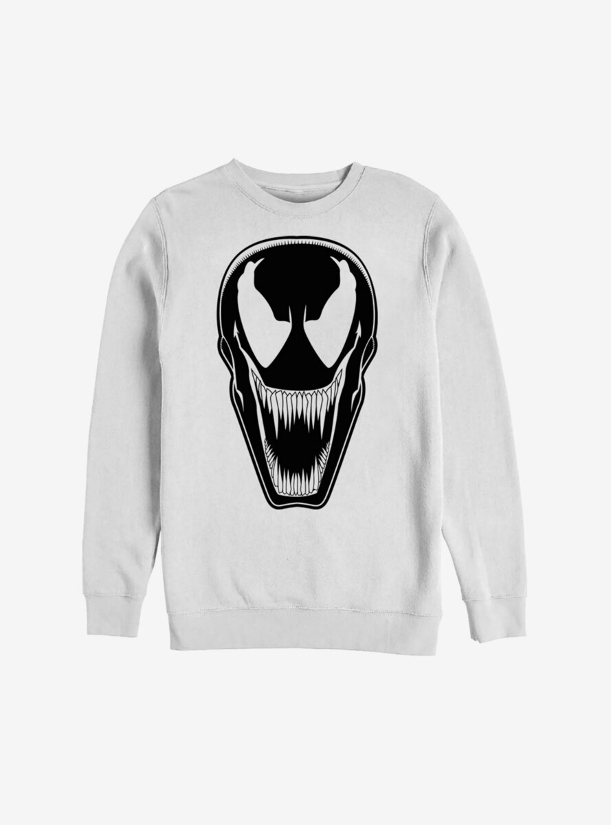 Marvel Venom Face Sweatshirt