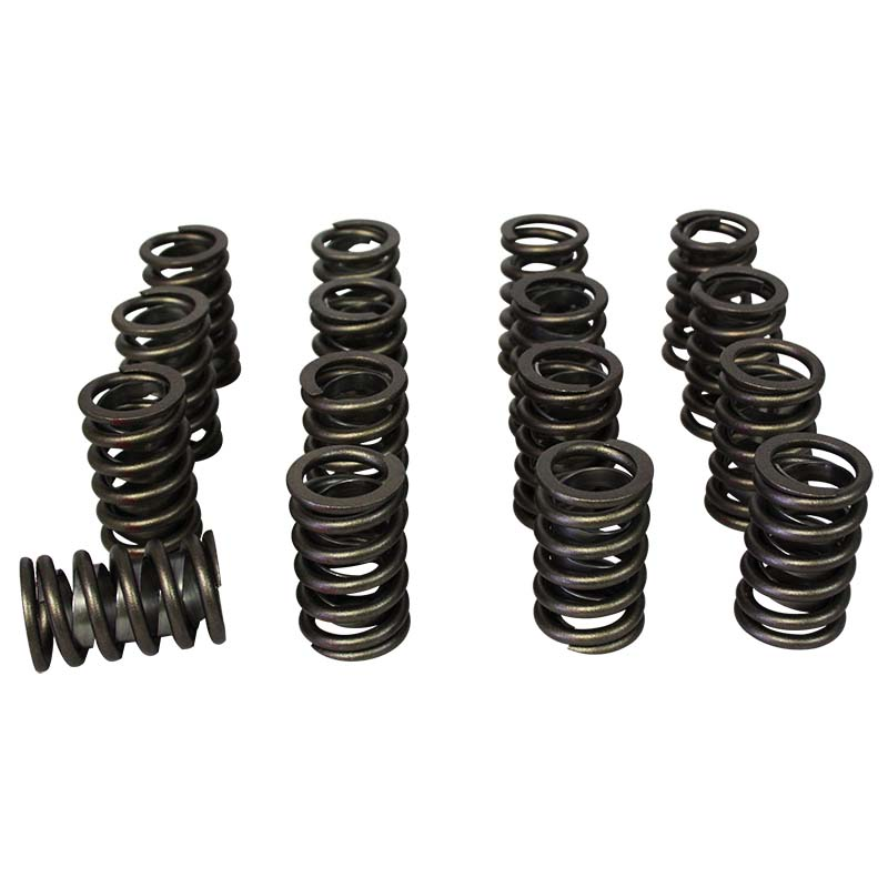 Performance Single with Damper Valve Springs; 1.265 Howards Cams 98218 98218