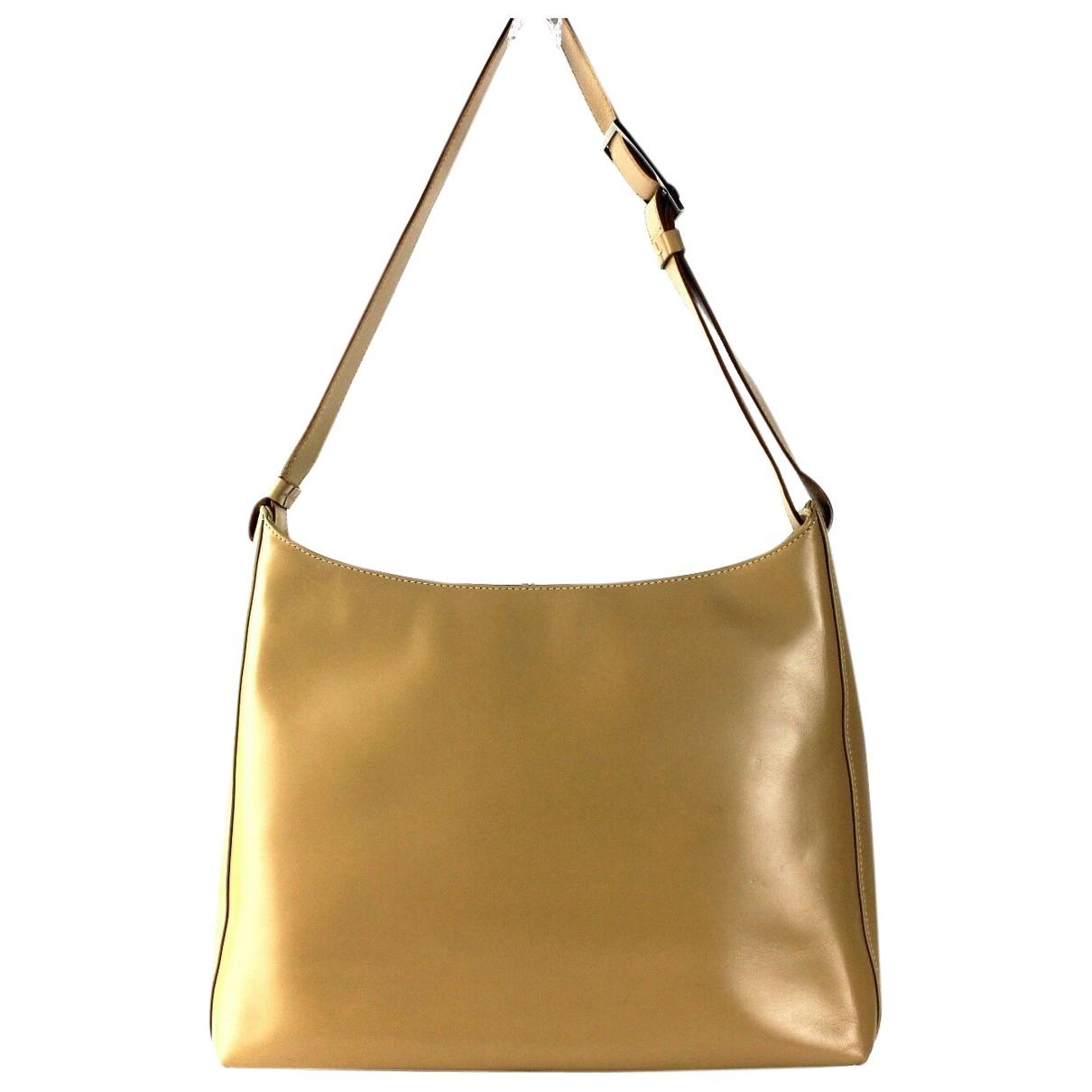 Salvatore Ferragamo \N Leather handbag for Women \N