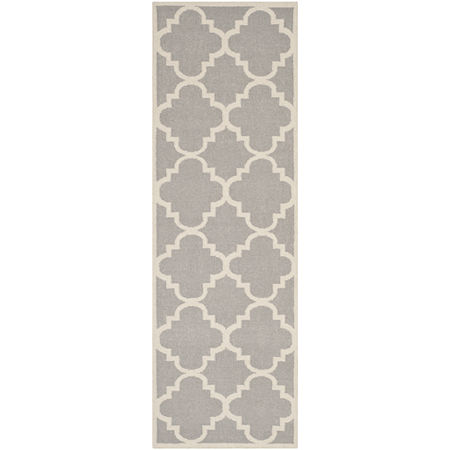 Safavieh Candis Hand Woven Flat Weave Area Rug, One Size , Gray