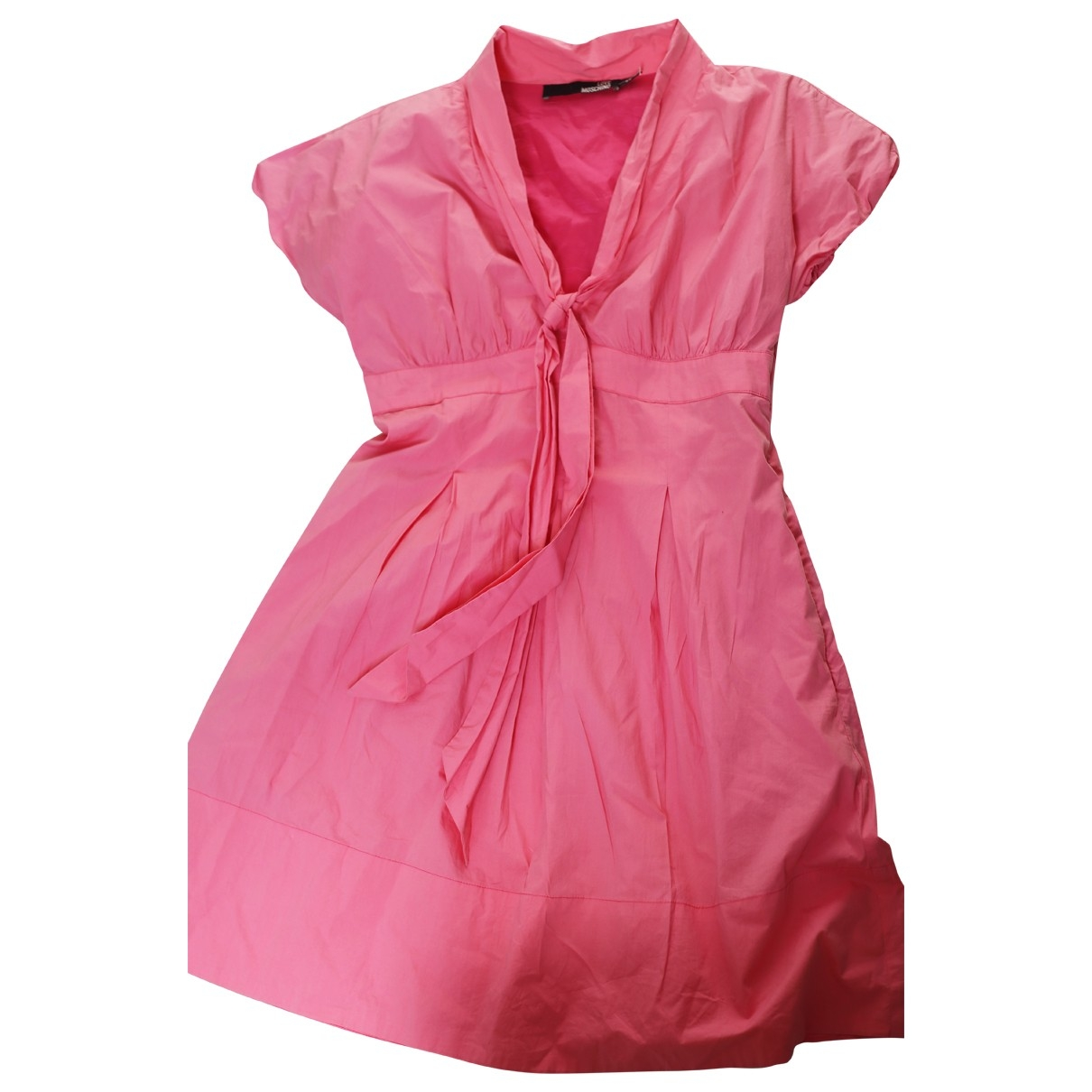 Moschino Love \N Pink dress for Women 42 IT
