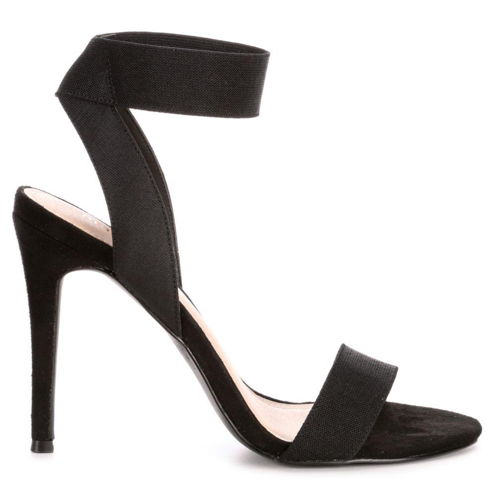 Madden Girl Womens Lonie Heeled Sandal
