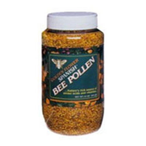 Golden Flower Spanish Bee Pollen 16 Oz by Golden Flower