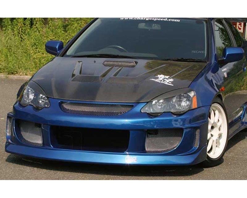ChargeSpeed CS207FB Front Bumper Acura RSX DC5 02-04