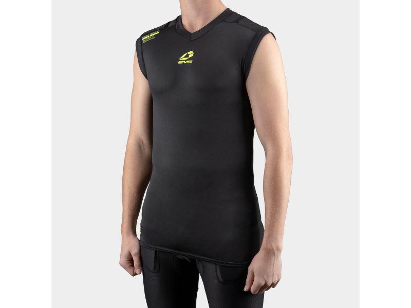 EVS TUGTOPNS-BK-S Black Tug Sleeveless Shirt Small