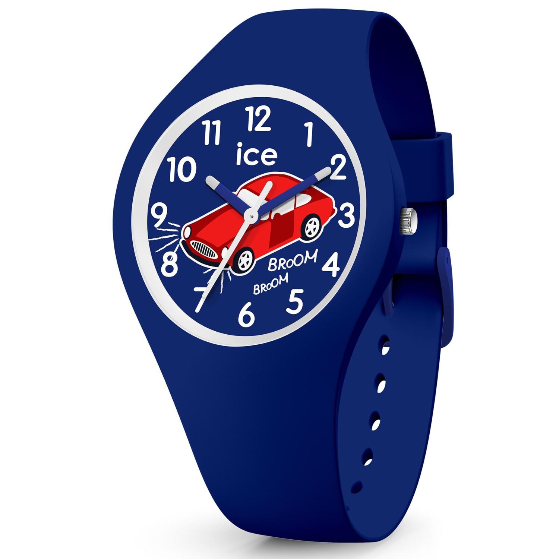 Ice-Watch Boy's Fantasia 017891 Blue Silicone Quartz Fashion Watch