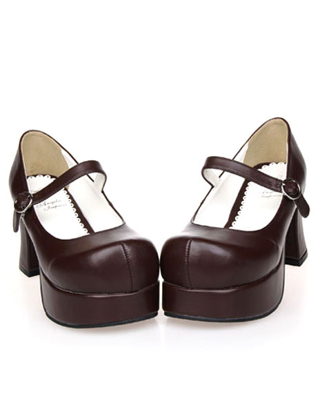 Milanoo Platform Lolita High Heels