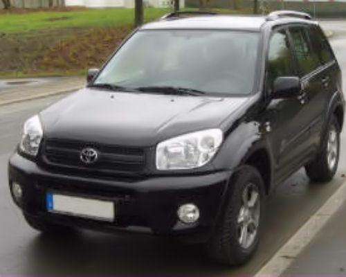 Advan Carbon BKTR01-AC844HC OEM Style Carbon Fiber Hood Toyota RAV4 2001-2005