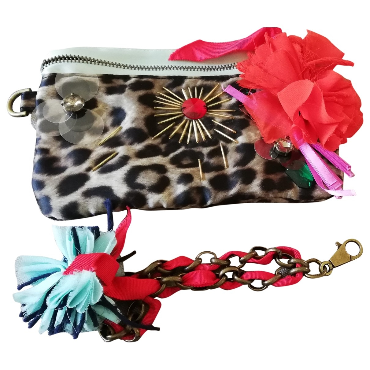 Lanvin For H&m \N Multicolour Clutch bag for Women \N