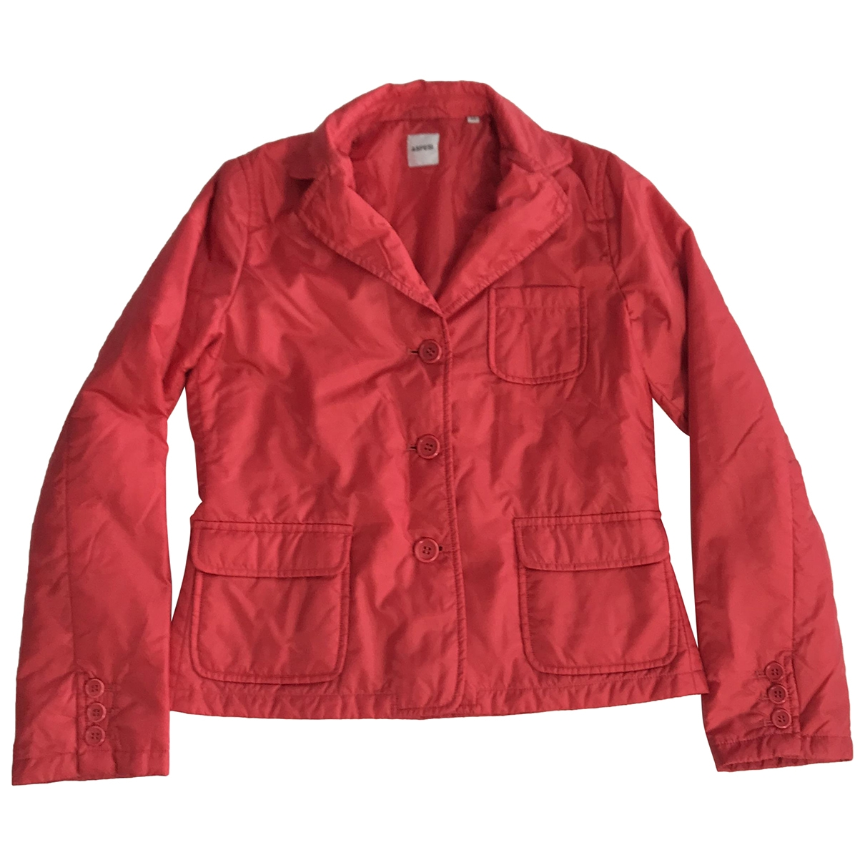 Aspesi \N Red jacket & coat for Kids 12 years - XS FR
