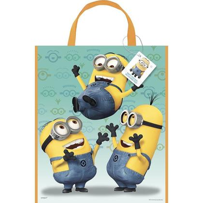 Large Plastic Loot Bag Despicable Me Minions , 13