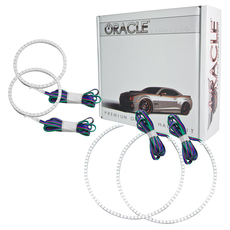 Oracle Lighting 2431-504 Mini Cooper 2005-2008 ORACLE ColorSHIFT Halo Kit