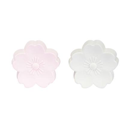 Sakura fleur assainisseur d'air aromathérapie pour voiture décor de parfum de parfum intérieur