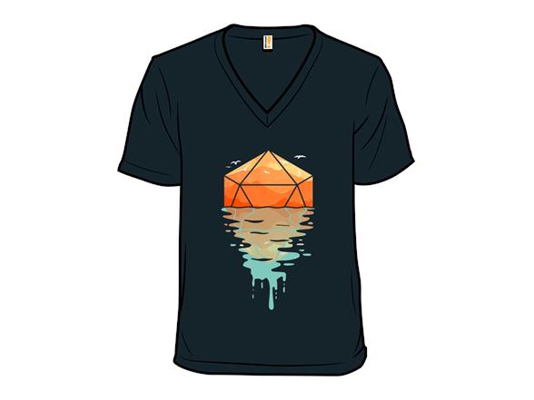 D20 Reflection T Shirt