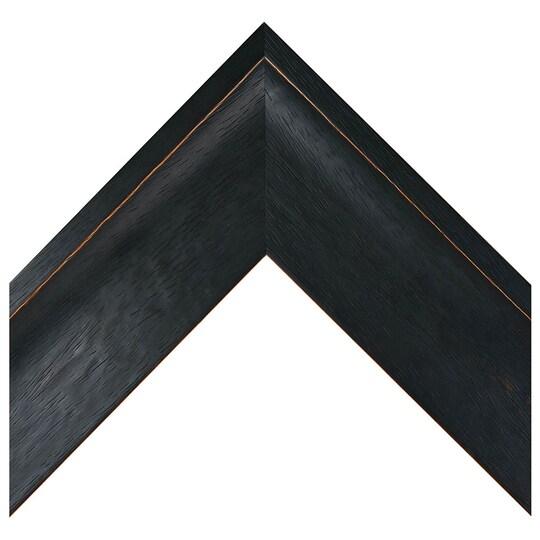 Black Pine Distressed Scoop Custom Frame By Michaels® | 8 X 10 | Wood