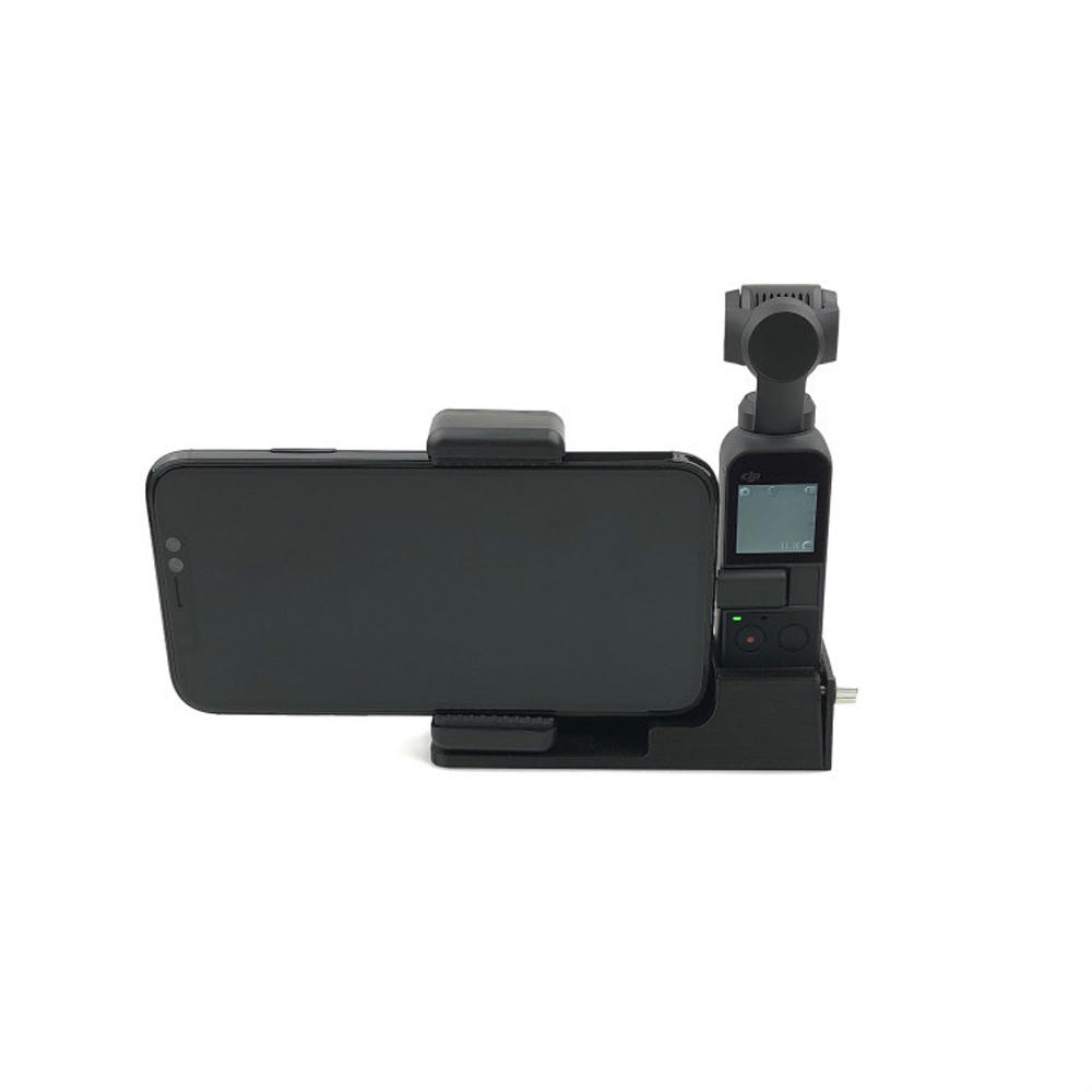Smartphone GoPro Camera Gimabl Holder Mount for DJI Osmo Pocket Handheld Gimbal Stabilizer