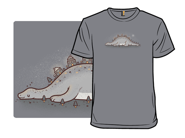 Homes On The Hill T Shirt