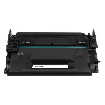 Compatible HP 87A CF287A Black Toner Cartridge - Economical Box