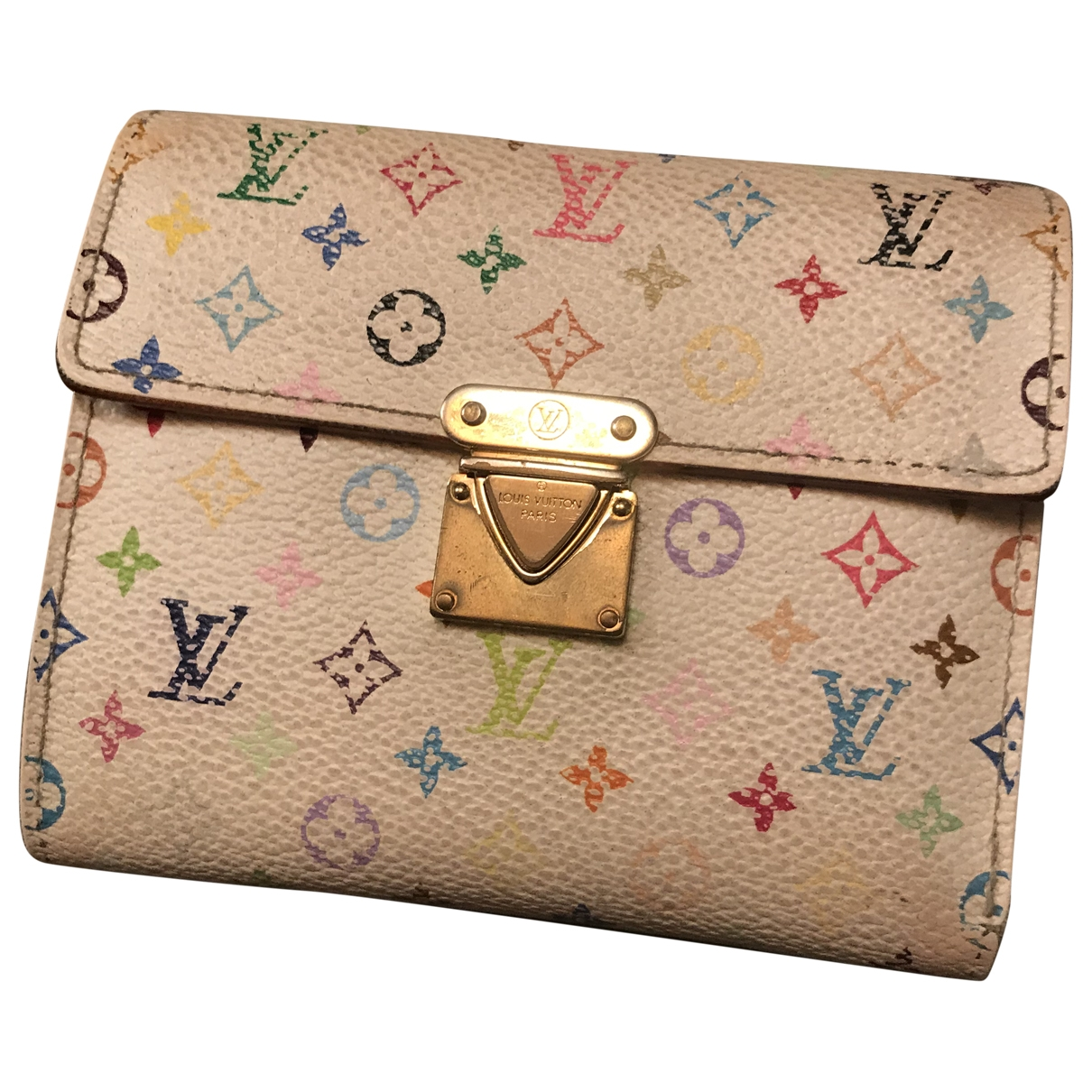 Louis Vuitton \N Cloth wallet for Women \N