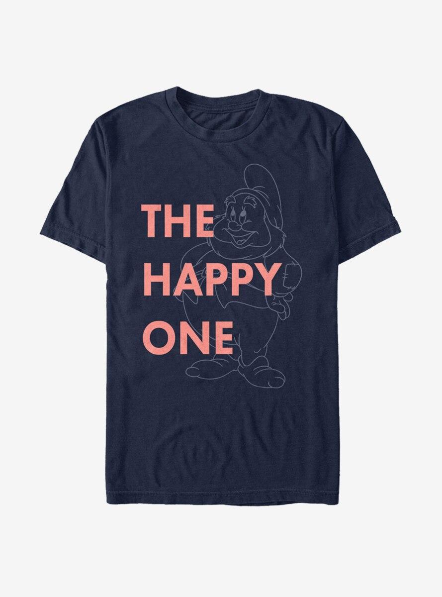Disney Snow White Happy One T-Shirt