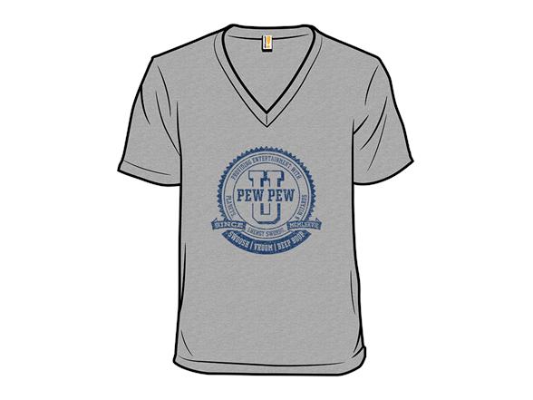 Pew Pew U T Shirt
