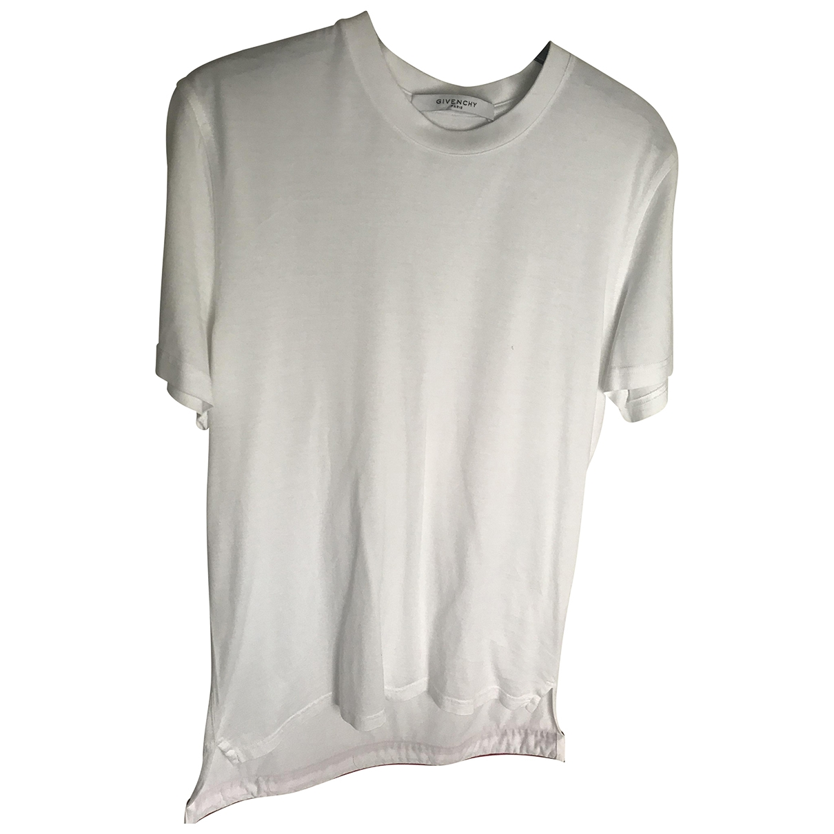 Givenchy \N White Cotton T-shirts for Men S International