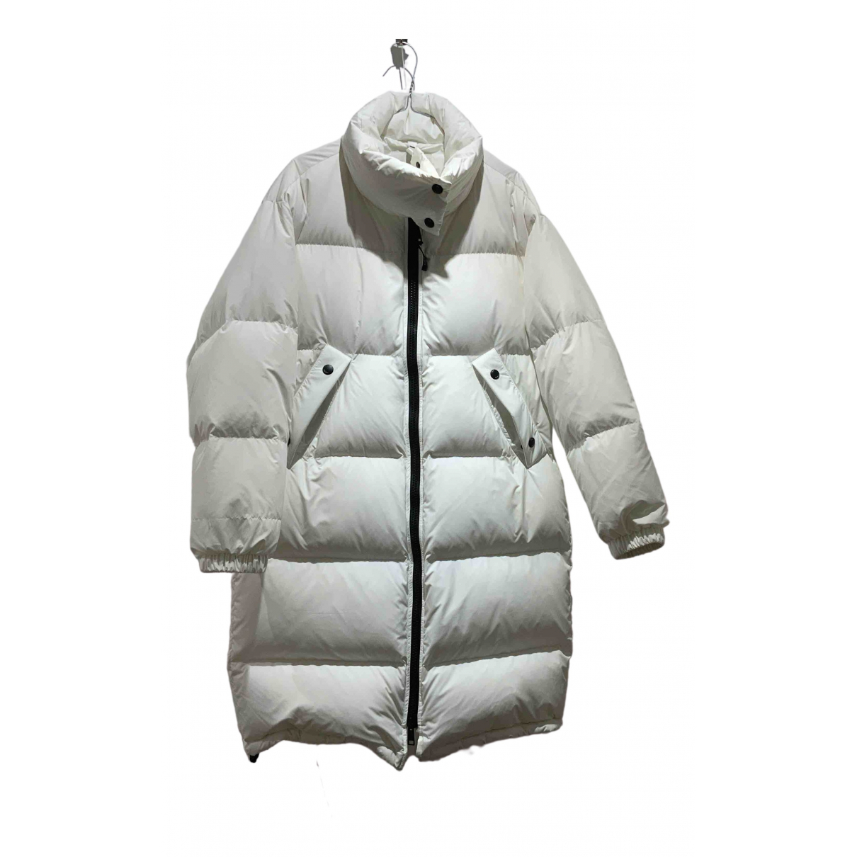 Yves Salomon \N White coat for Women 36 FR