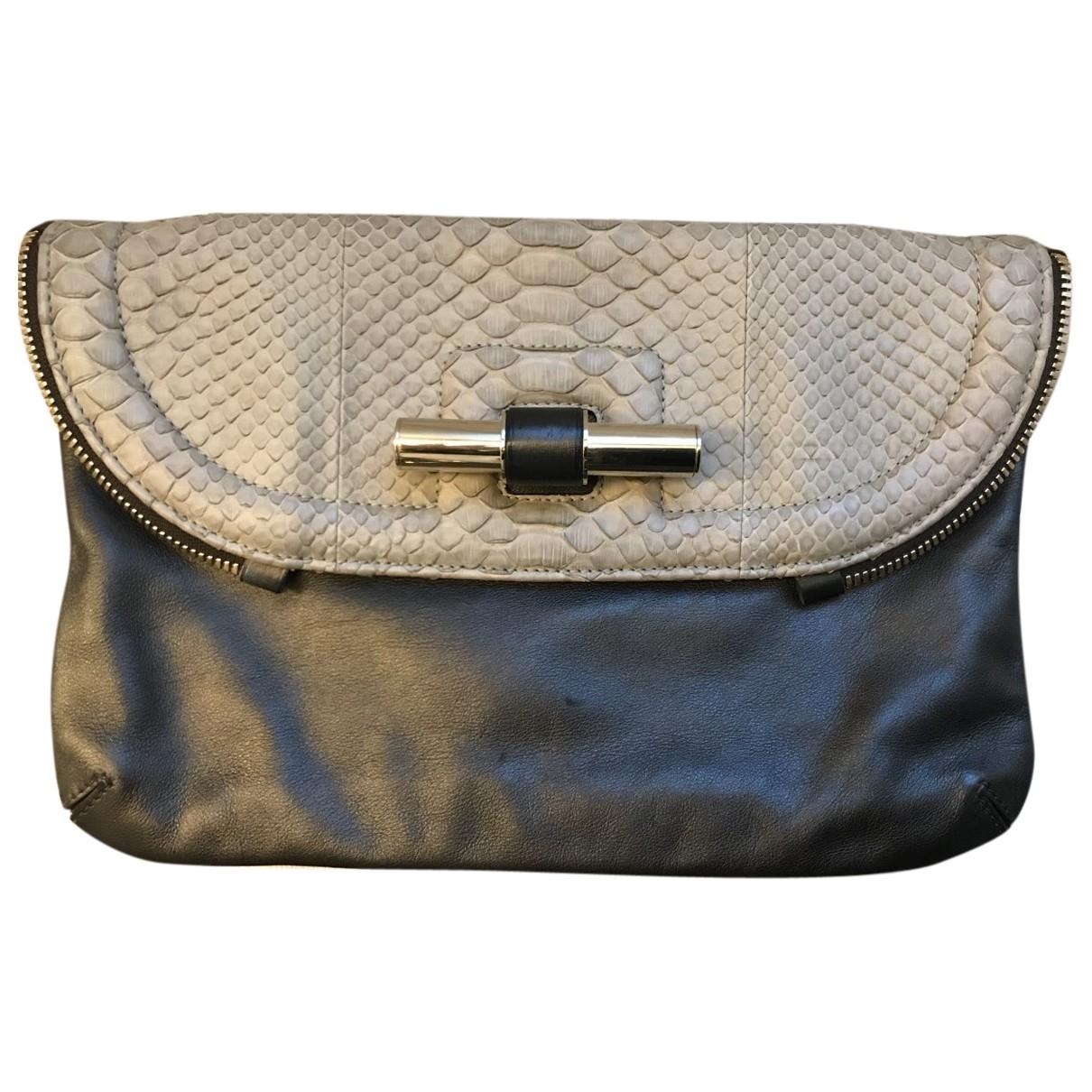 Jimmy Choo \N Leather Clutch bag for Women \N
