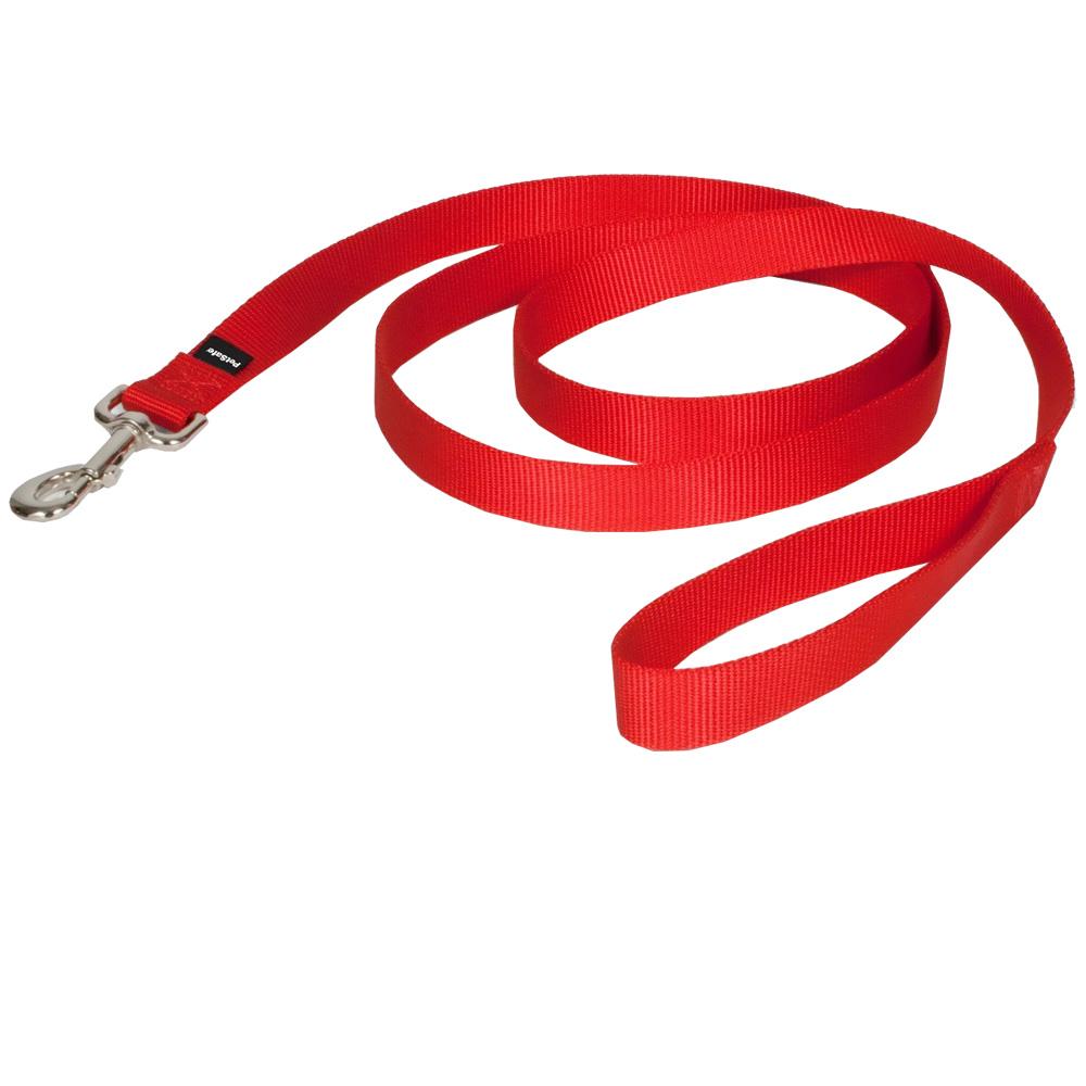 Premier Pet Leash 1 x 6 ft Red