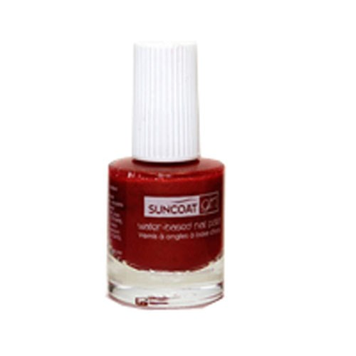 Nail Polish Strawberry Delight, 8 ml by Suncoat Products inc