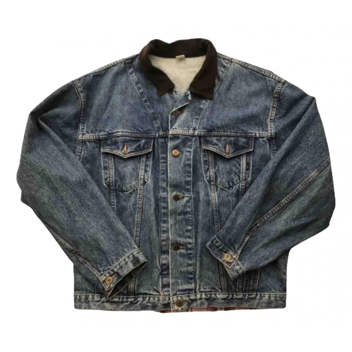 Kenzo \N Blue Denim - Jeans jacket  for Men XXL International