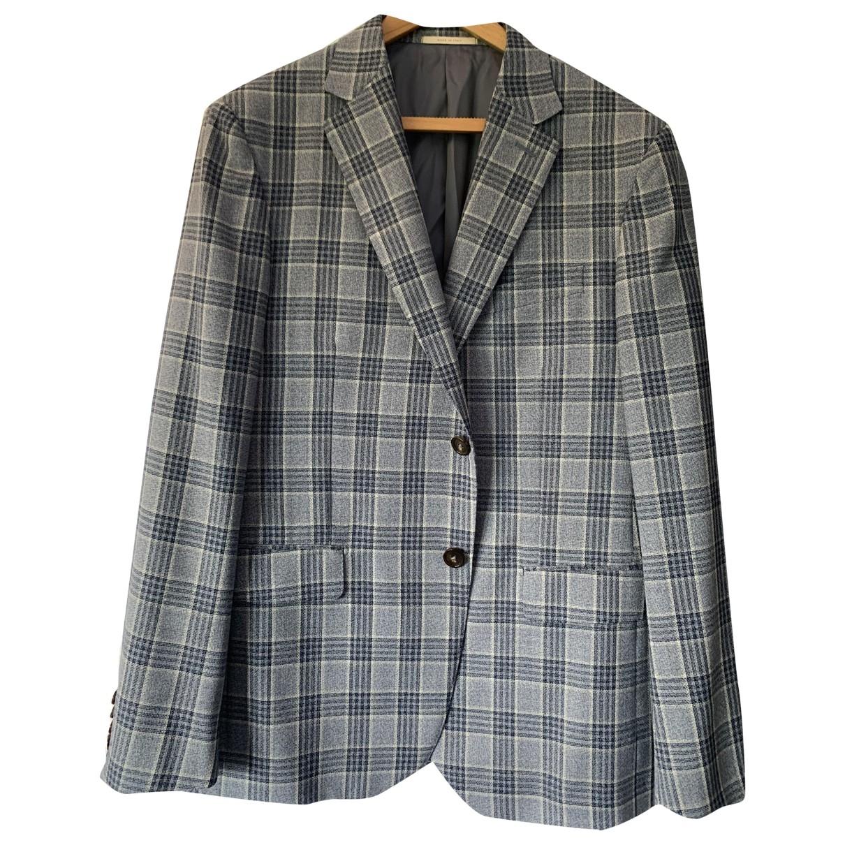 Pal Zileri \N Multicolour Wool Suits for Men 54 IT