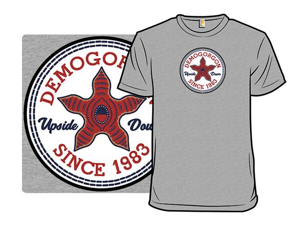 Demogorgon All Star T Shirt