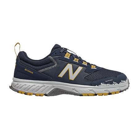 New Balance 510 Mens Running Shoes, 9 1/2 Medium, Blue