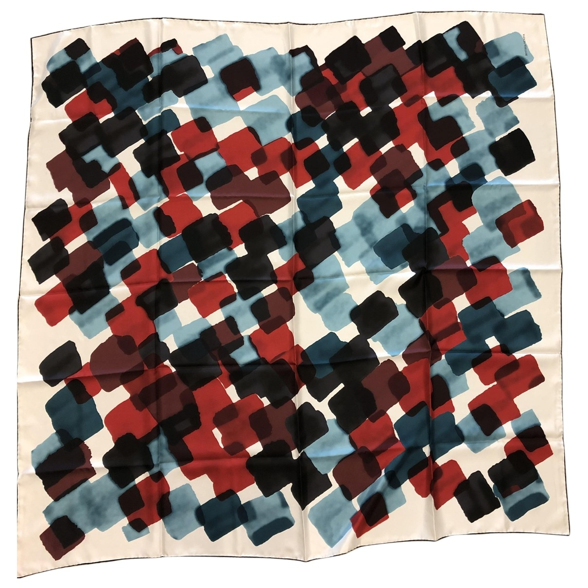 Bottega Veneta \N Multicolour Silk Silk handkerchief for Women \N