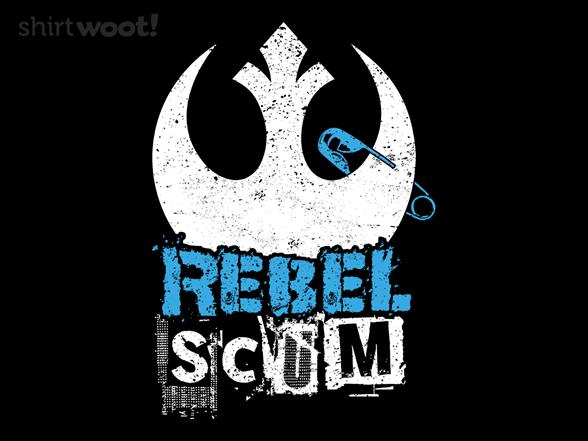 Punk Rebel T Shirt