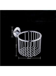 Modern Stainless Steel Toilet Paper Holder