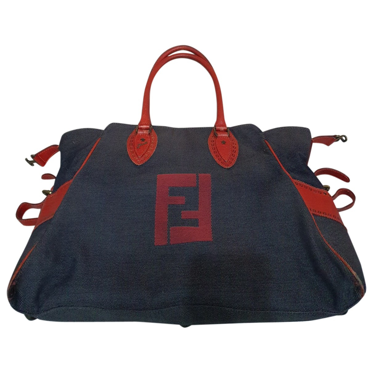 Fendi \N Leather handbag for Women \N