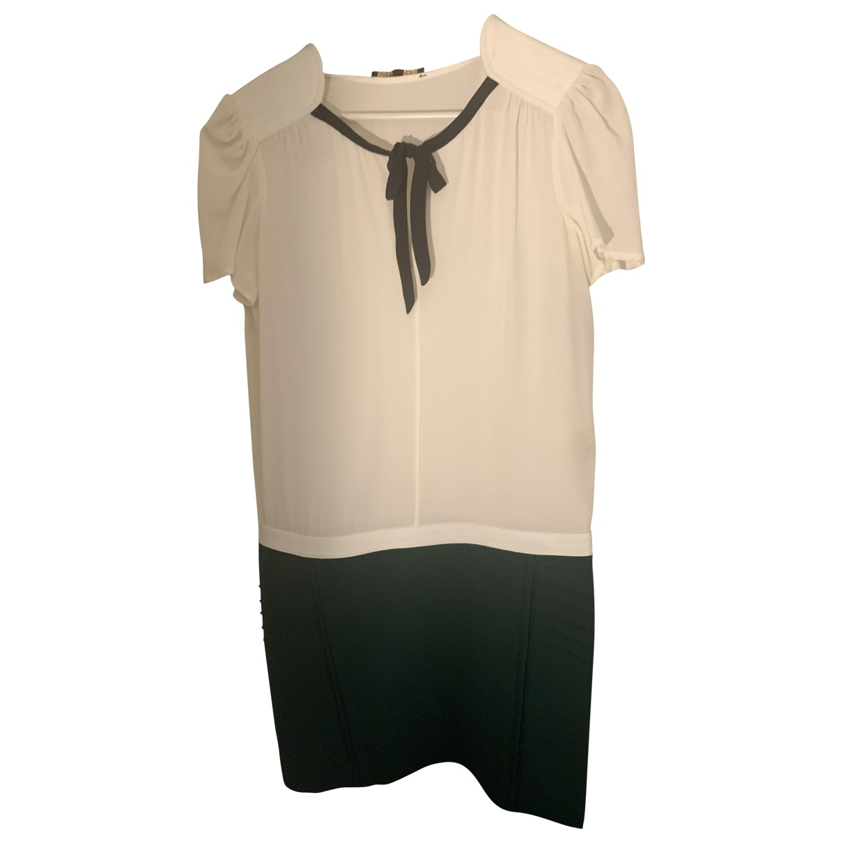 Maje \N Multicolour Silk dress for Women 2 0-5