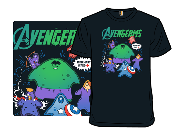 Avengerms T Shirt
