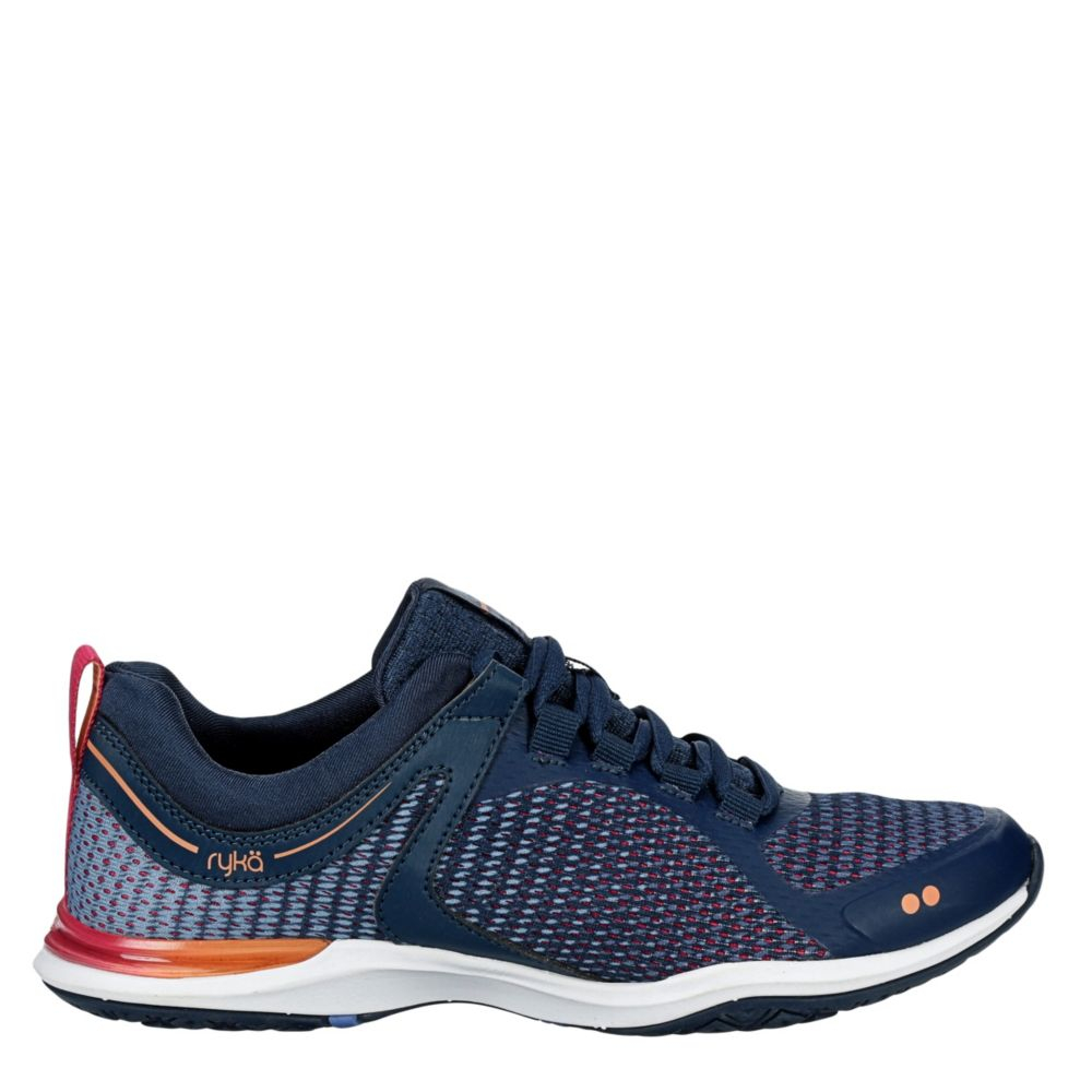 Ryka Womens Graphite Training Shoes Sneakers