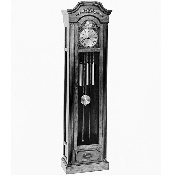 Woodworking Project Paper Plan to Build Grandfather Clock