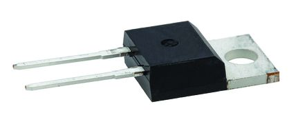 Wolfspeed 1200V 41A, SiC Schottky Diode, 2-Pin TO-220 C4D15120A