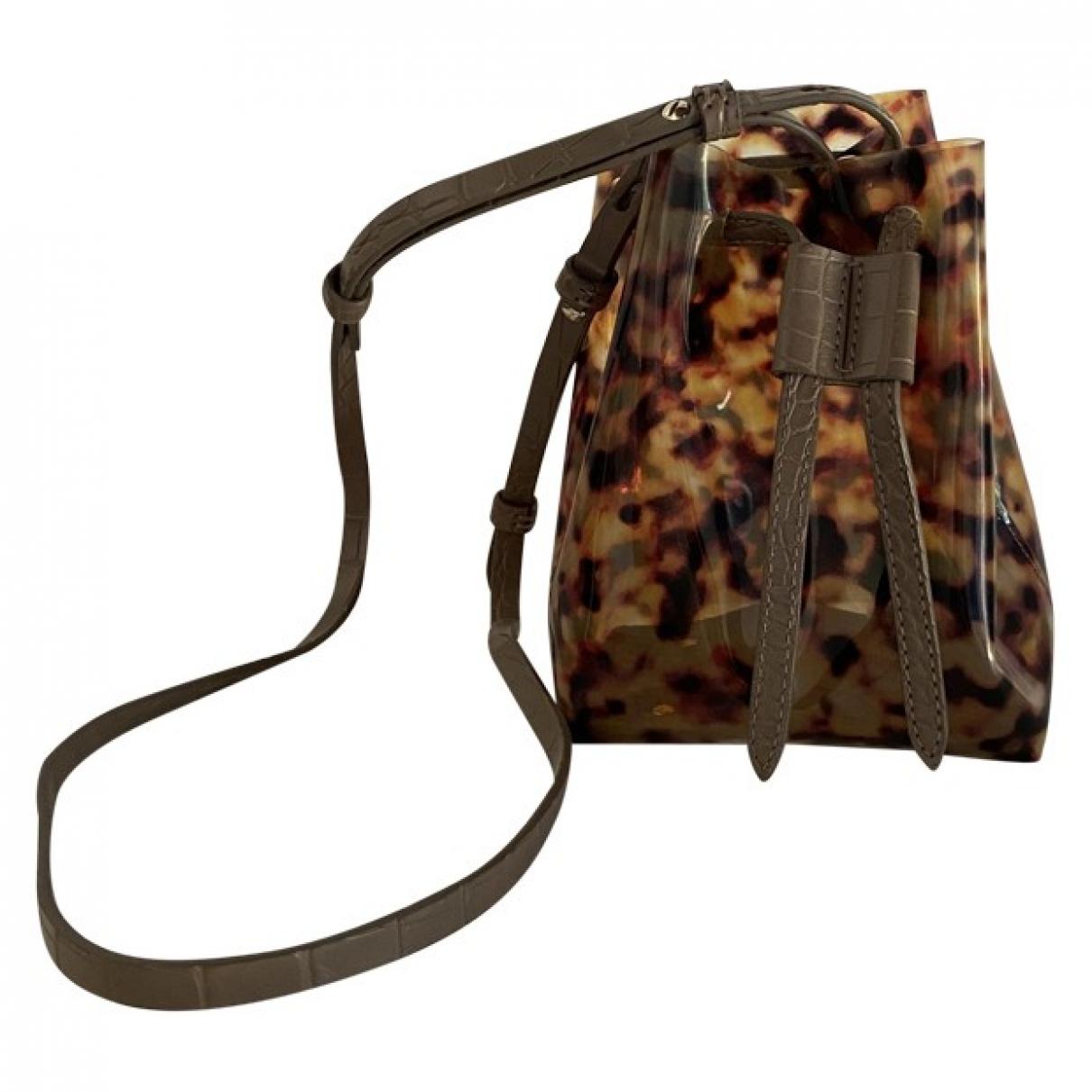 Nanushka \N Beige handbag for Women \N